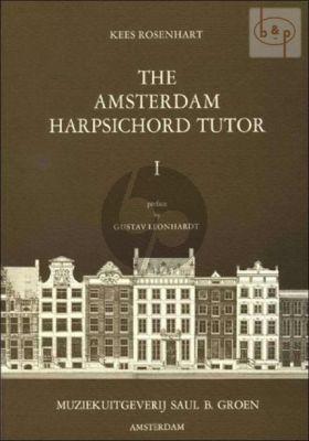 Rosenhart The Amsterdam Harpsichord Tutor Vol.1