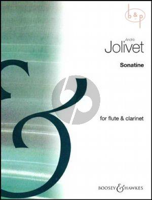 Sonatina  Flute - Clarinet