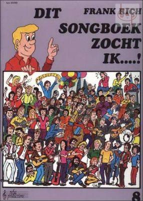 Dit Songboek zocht ik Vol.8