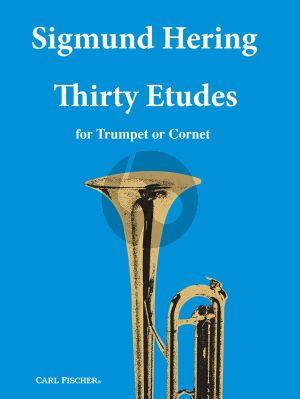 30 Etudes for Trumpet