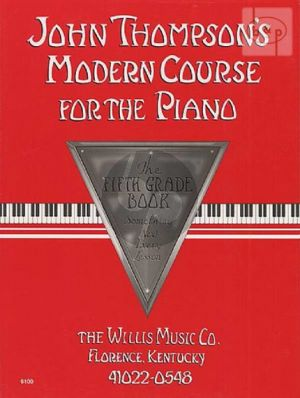 Modern Course for the Piano Vol.5