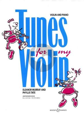 Murray/Tate Tunes for my Violin for Violin and Piano