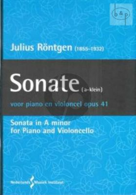 Sonate Op.41 a-minor