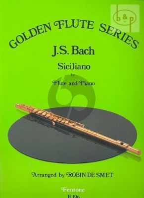 Siciliano (from BWV 1031)