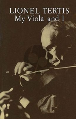 Tertis My Viola and I (paperback)