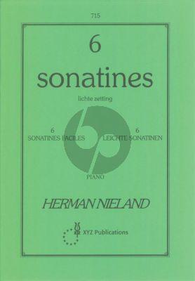 Nieland 6 Sonatines Vol.1 Piano