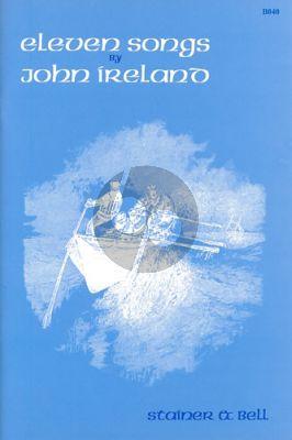 Ireland 11 Songs (Medium-High) (John Longmire)