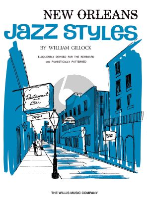 Gillock New Orleans Jazz Styles Piano solo