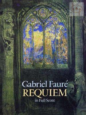 Requiem D-Minor Op.48 (1877 - 90 , Orchestration 1900)
