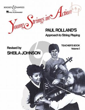 Young Strings in Action Vol.1 (Approach to String Playing)