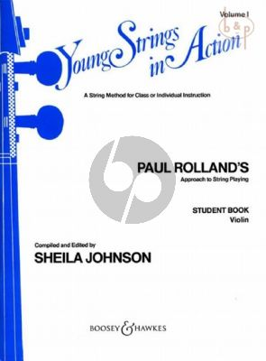 Young Strings in Action Vol.1 Violin