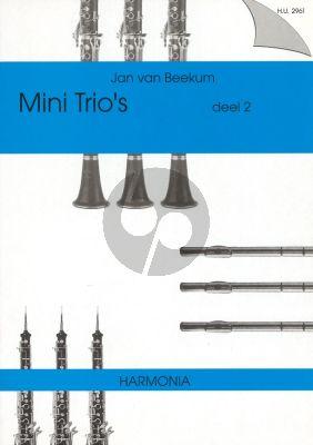 Beekum Mini Trio's Vol.2
