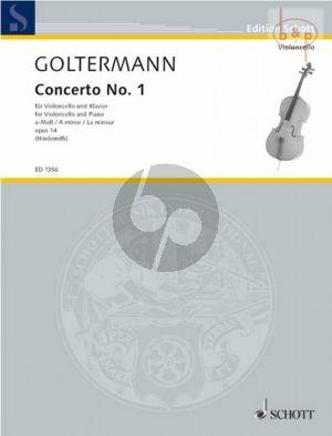 Concerto No.1 Op.14 a-minor