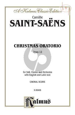 Christmas Oratorio Op.12