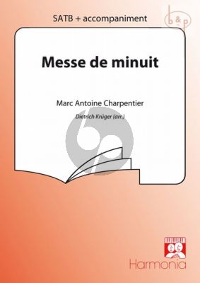 Messe de Minuit H.9 (SATB-Piano) (Vocal Score)