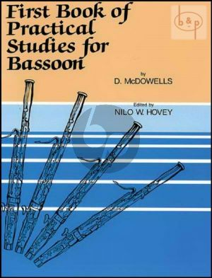 First Book of Practical Studies Bassoon