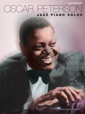 Peterson Jazz Piano Solos (2nd Edition)