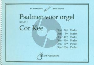 Psalmen Vol. 1 Orgel