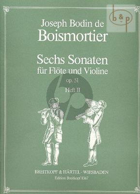6 Sonaten Op.51 Vol.2