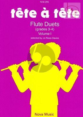 Tete a Tete Vol.1 (2 Flutes)
