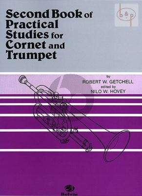 Second Book of Practical Studies for Cornet or Trumpet