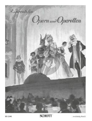 Opern & Operetten Vol.1 Klavier