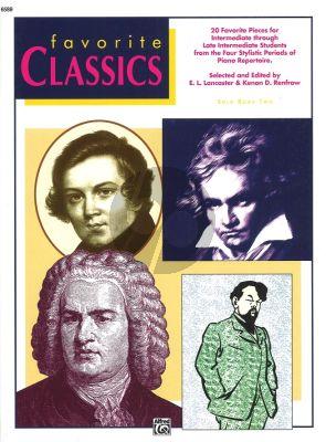 Favorite Classics Vol.2 Solobook
