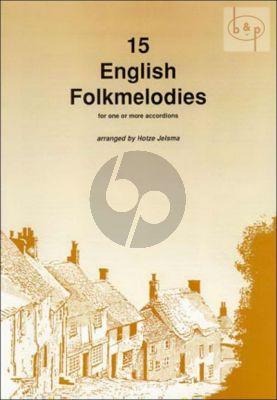 15 English Folkmelodies