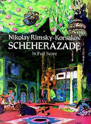 Rimsky-Korsakov Scheherazade Full Score (Dover)