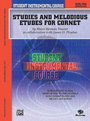 Studies & Melodious Etudes level 2 cornet