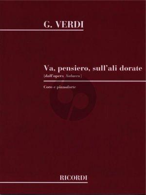 Verdi Va Pensiero Sull'ali Dorati (Nabucco)