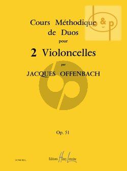Cours Methodique de Duos Op.51