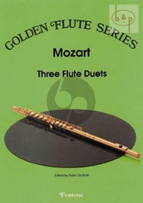 3 Duets (KV 296 - 310 - 575)