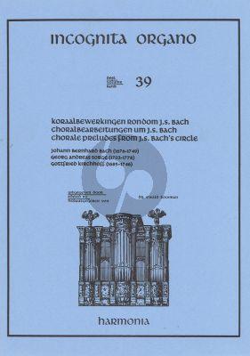 Koraalbewerkingen rondom Bach orgel (Incognita Organo 39)