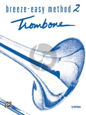 Kinyon Breeze Easy Method Vol.2 Trombone