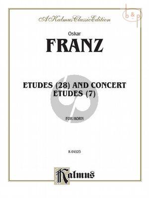 Etudes & Concert Etudes
