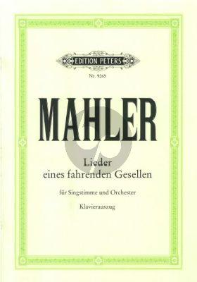 Mahler Lieder eines fahrenden Gesellen (Nach den Quellen)