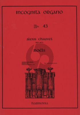 Chauvet Noels orgel (Incognita Organo 43)