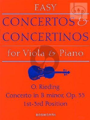 Concertino Op.35 B-minor