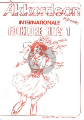 Akkordeon Internationale Folklore Hits Vol.1