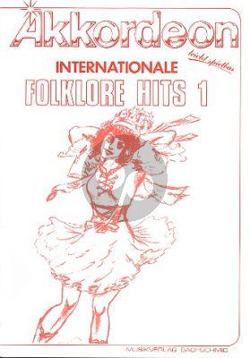 Akkordeon Internationale Folklore Hits Vol.1