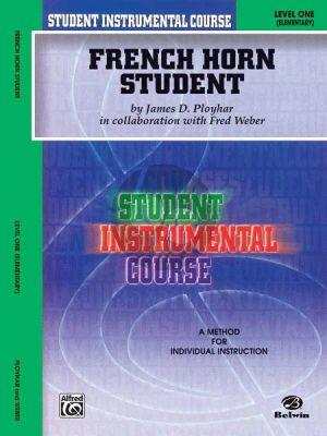 Ployhar-Webber French Horn Student Level 1 (beginning)