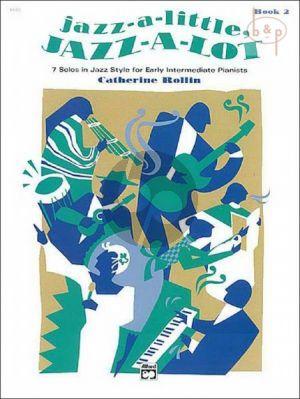 Jazz-a-Little, Jazz-a-Lot Vol.2