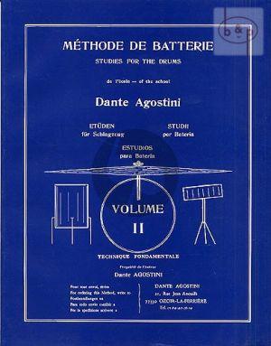 Methode de Batterie Vol.2