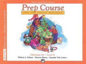 Alfred Prep Course Christmas Joy Level A
