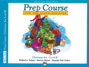 Alfred Prep Course Christmas Joy Level B