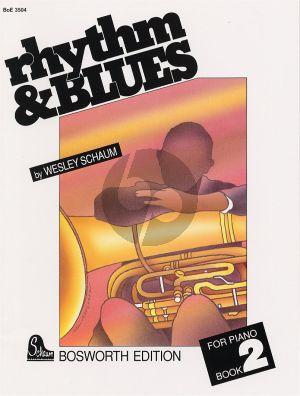 Schaum Rhythm & Blues Vol.2 Piano solo