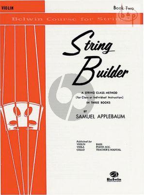 String Builder Vol.2 Violin