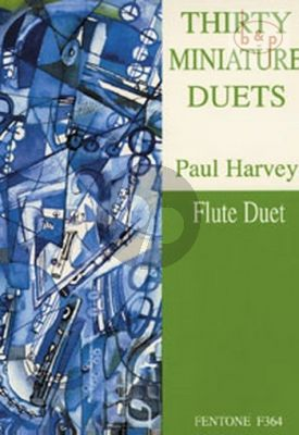 30 Miniature Duets for 2 Flutes