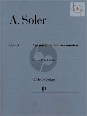 Ausgewahlte Sonaten